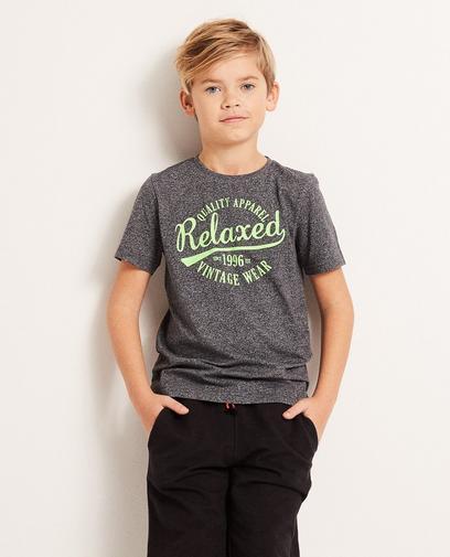 T-Shirt im Vintage-Look, 7-14 Jahre